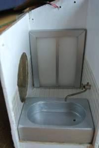 bathroomdoorBefore